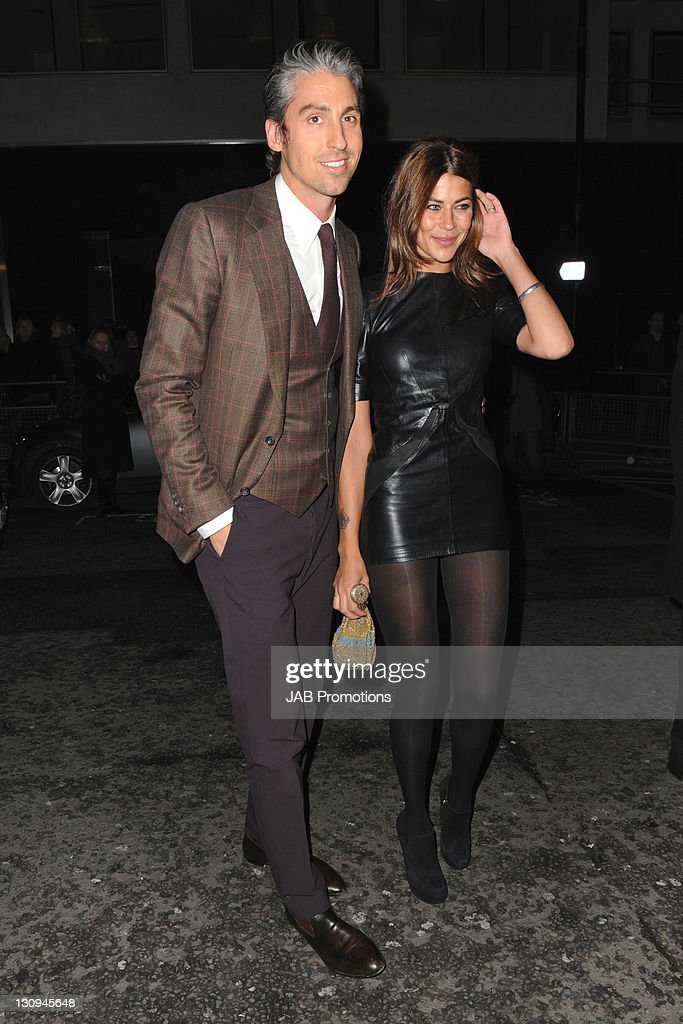 George Lamb attends the ELLE Style Awards at Grand Connaught Rooms on February 22 2010 in London England