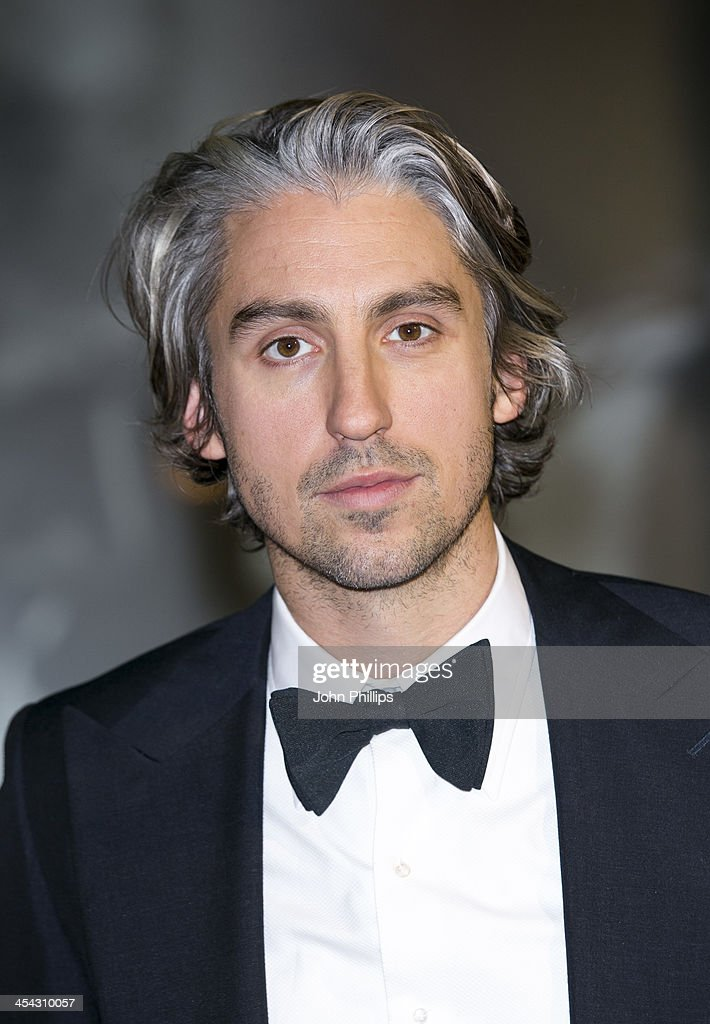 <a gi-track='captionPersonalityLinkClicked' href=/galleries/search?phrase=George+Lamb&family=editorial&specificpeople=2011003 ng-click='$event.stopPropagation()'>George Lamb</a> attends the Jaguar Academy of Sport annual awards at The Royal Opera House on December 8, 2013 in London, England.