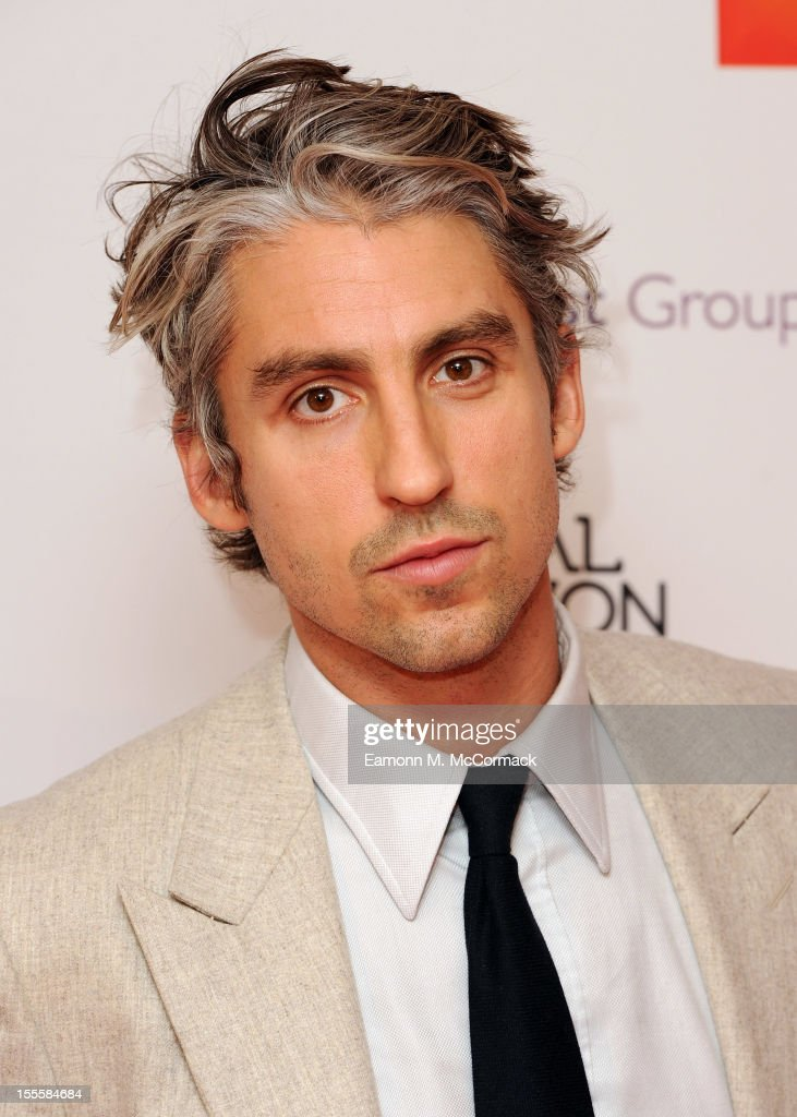 George Lamb during the WGSN Global Fashion Awards at The Savoy Hotel on November 5, 2012 in London, England.