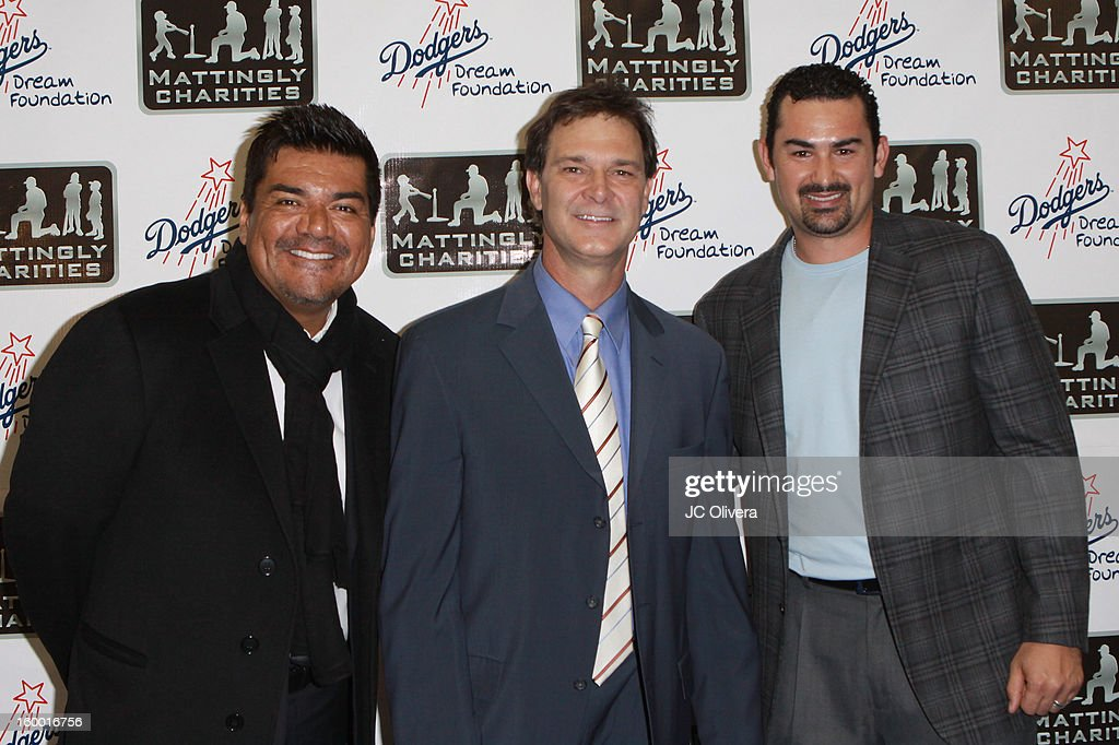 A Night Of Entertainment With Don Mattingly Hosted By George Lopez