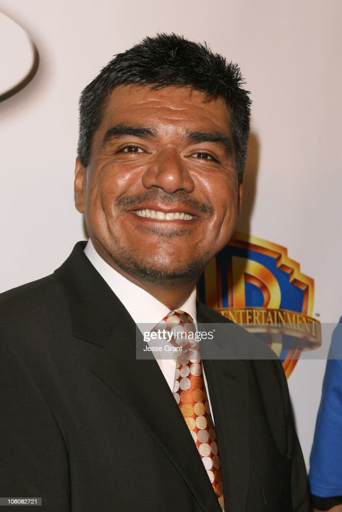 George Lopez during AOL In2TV Launch - Red Carpet at Museum of Television and Radio in - george-lopez-during-aol-in2tv-launch-red-carpet-at-museum-of-and-in-picture-id106082721