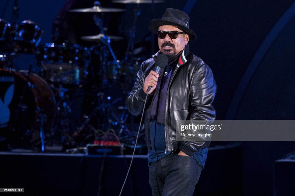 George Lopez hosts the Hollywood Bowl Presents the 39th Anniversary Playboy Jazz Festival at the Hollywood Bowl on June 11, 2017 in Hollywood, California.