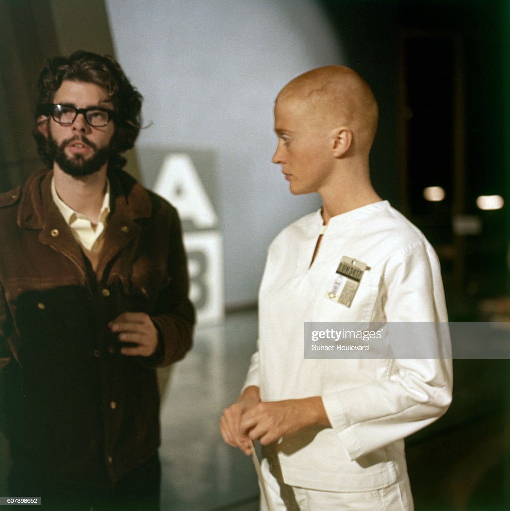 an analysis of george lucas film thx 1138 George lucas and maggie mcomie on the set of thx 1138, lucas' directorial  debut back in 1971 the film, produced by francis ford coppola,.
