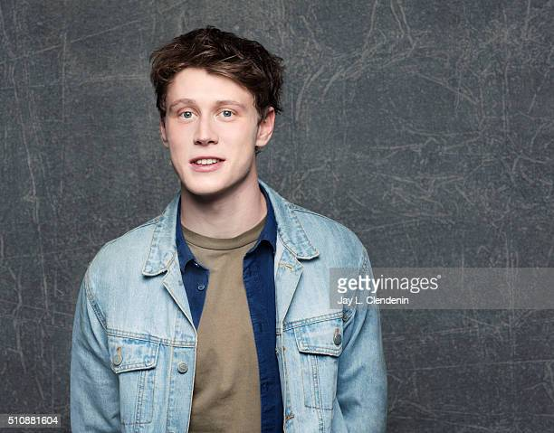 George MacKay of 'Captain Fantastic' poses for a portrait at the 2016 Sundance Film Festival on January 23 2016 in Park City Utah CREDIT MUST READ...