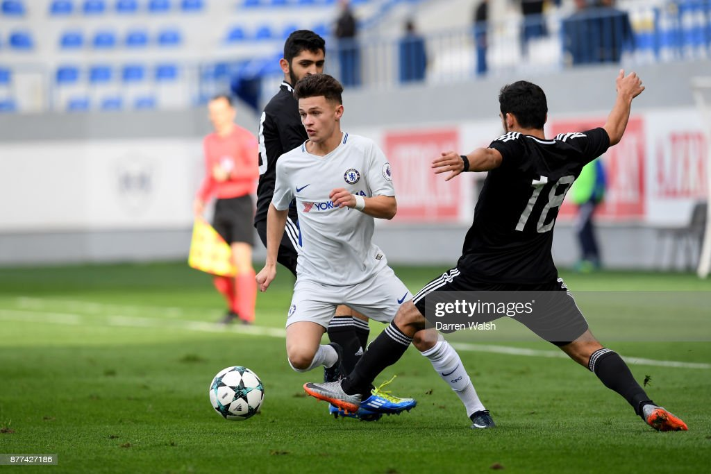 Qarabag FK v Chelsea FC - UEFA Youth League