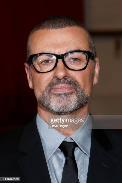 George Michael attends a press conference to announce details of a new tour at The Royal Opera House on May 11 2011 in London England