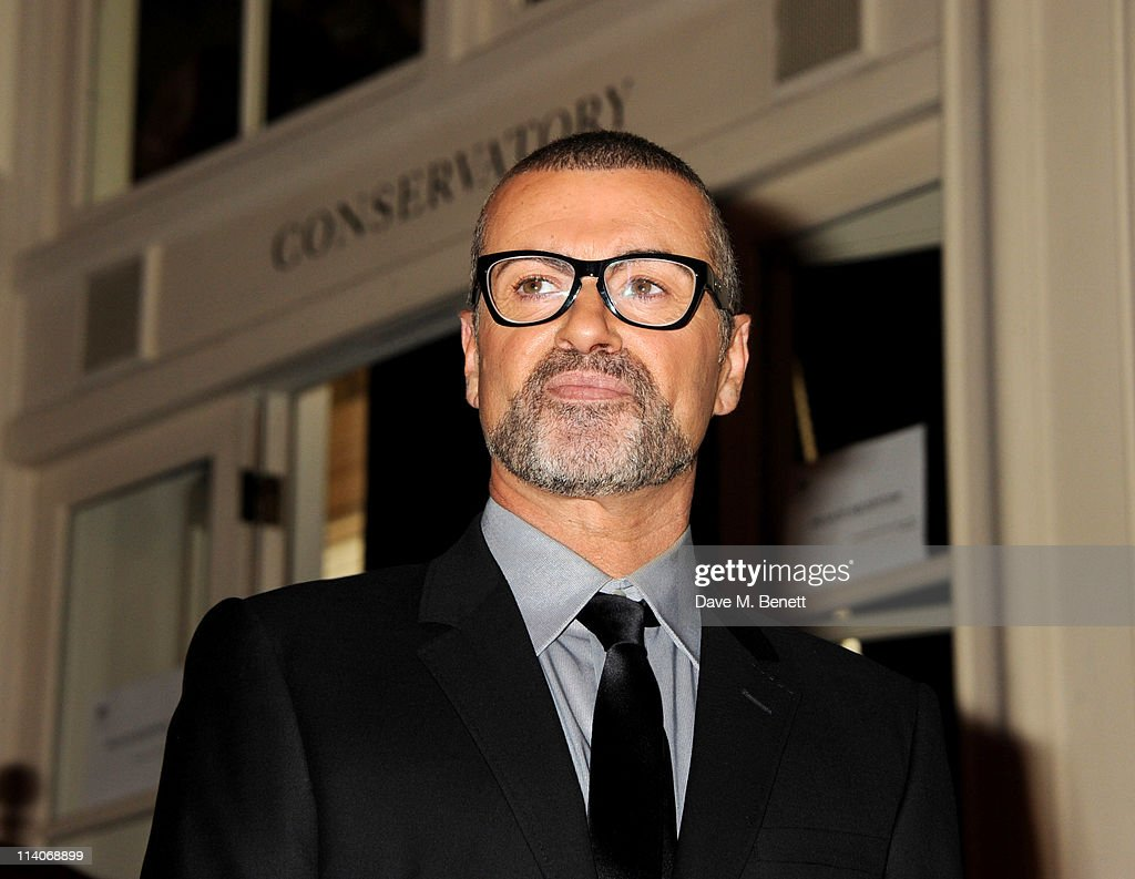 george michael stock photos and pictures getty images