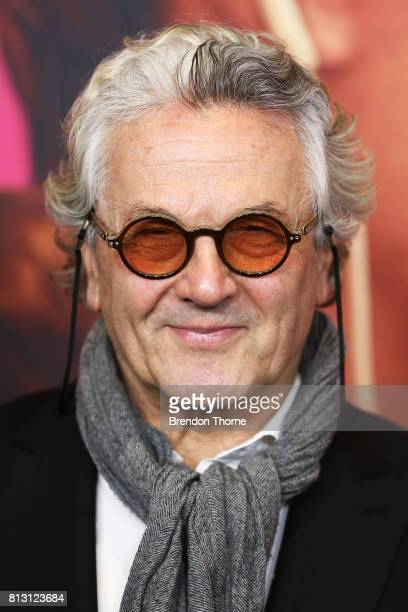 George Miller arrives ahead of the Baby Driver Australian Premiere at Event Cinemas George Street on July 12 2017 in Sydney Australia