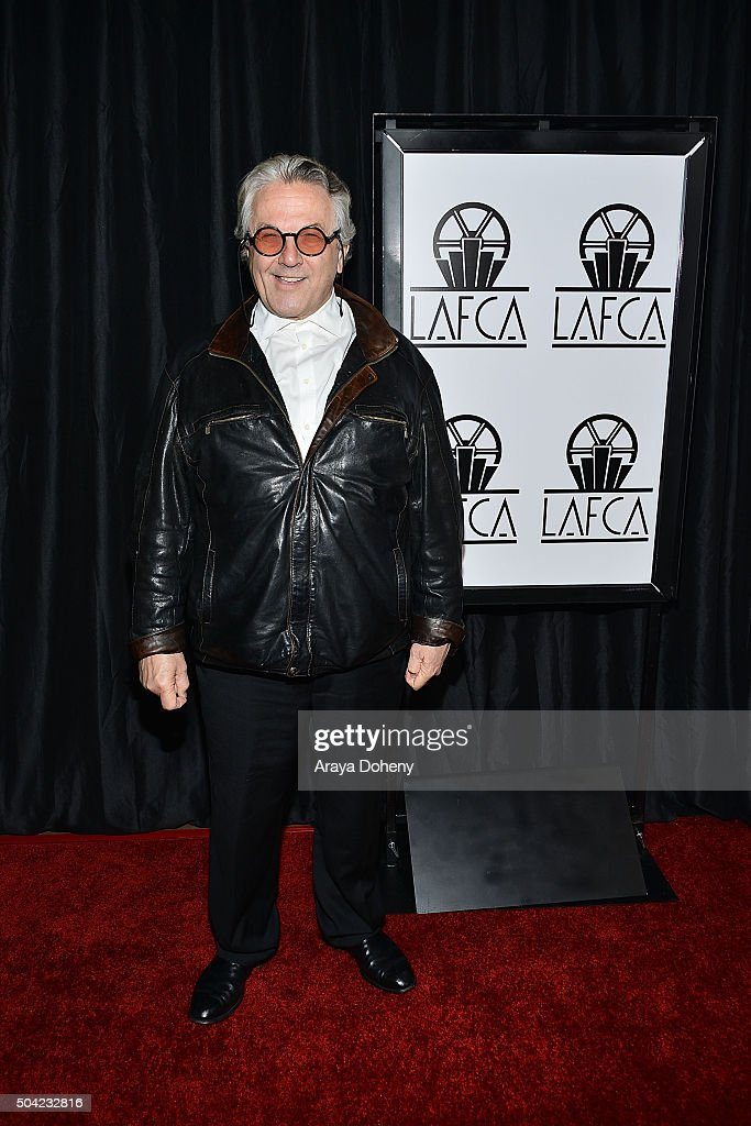 George Miller attends the 40th Annual Los Angeles Film Critics Association Awards at InterContinental Hotel on January 9 2016 in Century City...
