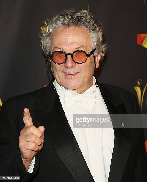 George Miller attends the 5th AACTA International Awards at Avalon Hollywood on January 29 2016 in Los Angeles California United States