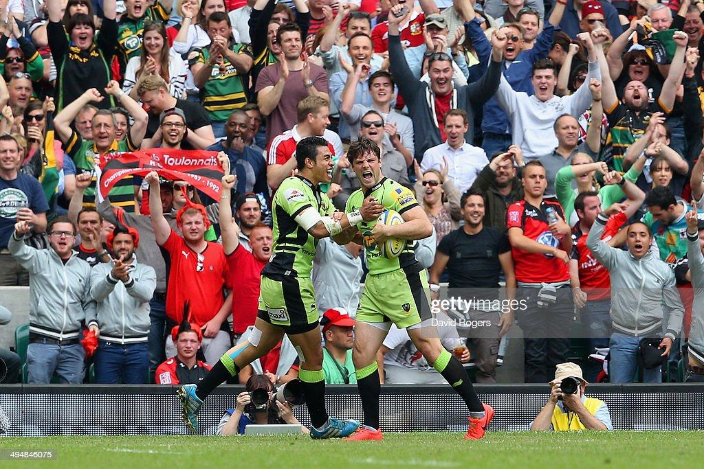 Saracens v Northampton Saints - Aviva Premiership Final