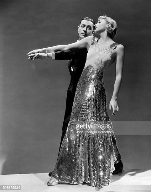 George Raft and Carole Lombard in Rumba