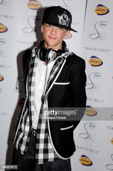 George Sampson attends the Liverpool Style Awards on December 5 2009 at the Hilton Hotel in Liverpool England