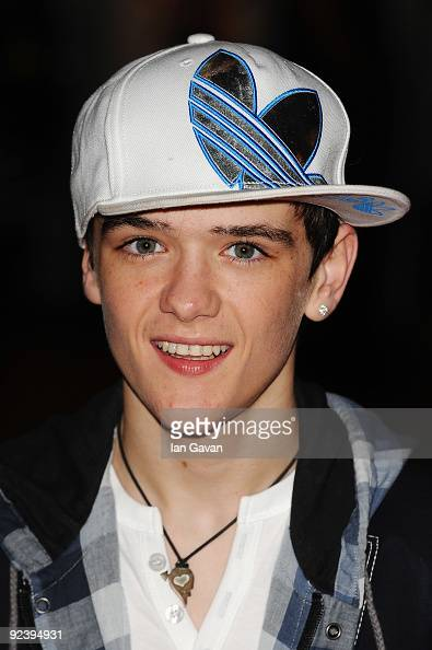 George Sampson attends the 'This Is It' UK film premiere at the Odeon Leicester Square on October 27 2009 in London England