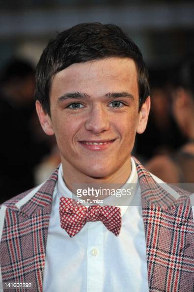 George Sampson attends the world premiere of Streetdance2 3D at O2 Arena on March 19 2012 in London England
