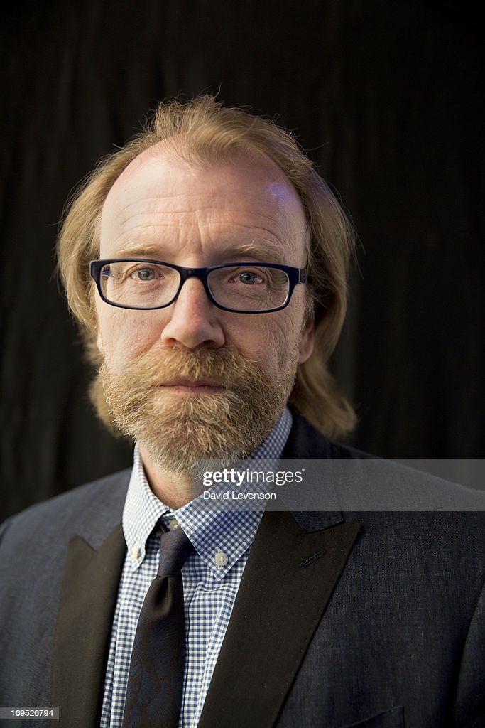 <a gi-track='captionPersonalityLinkClicked' href=/galleries/search?phrase=George+Saunders+-+American+Writer&family=editorial&specificpeople=10844804 ng-click='$event.stopPropagation()'>George Saunders</a>, writer, attends The Telegraph Hay festival at Dairy Meadows on May 26, 2013 in Hay-on-Wye, Wales.
