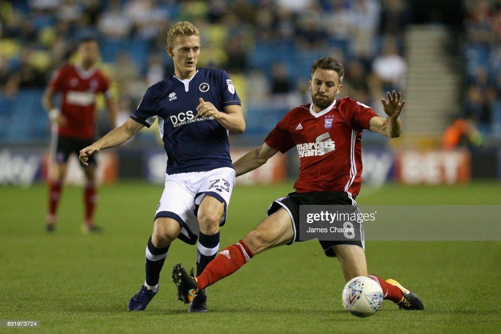 Millwall v Ipswich Town - Sky Bet Championship