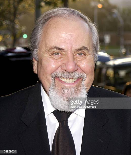 George Schlatter during Geffen Playhouse Hosts Second Annual Fundraising Gala at Geffen Playhouse in Westwood California United States