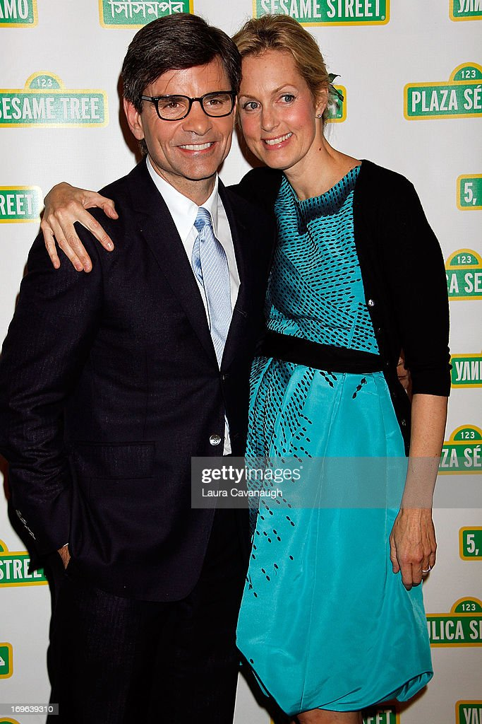 <a gi-track='captionPersonalityLinkClicked' href=/galleries/search?phrase=George+Stephanopoulos&family=editorial&specificpeople=206404 ng-click='$event.stopPropagation()'>George Stephanopoulos</a> and Ali Wentworth attend the 11th annual Sesame Street Workshop Benefit Gala at Cipriani 42nd Street on May 29, 2013 in New York City.