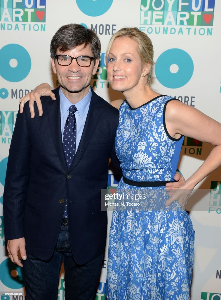 <a gi-track='captionPersonalityLinkClicked' href=/galleries/search?phrase=George+Stephanopoulos&family=editorial&specificpeople=206404 ng-click='$event.stopPropagation()'>George Stephanopoulos</a> and Ali Wentworth attend the 2013 Joyful Heart Foundation gala at Cipriani 42nd Street on May 9, 2013 in New York City.