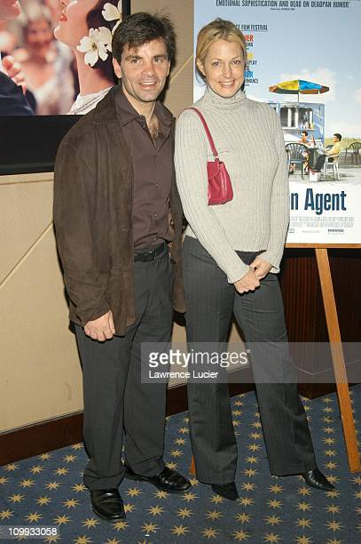 George Stephanopoulos and wife Alexandra Wentworth