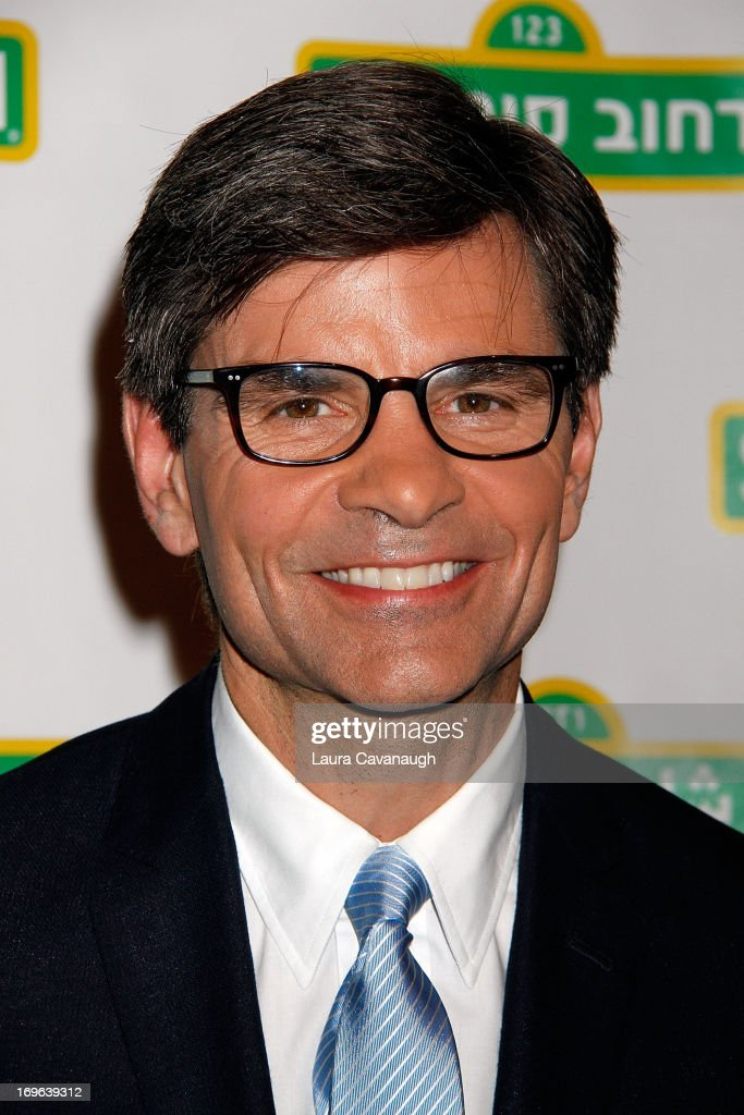 <a gi-track='captionPersonalityLinkClicked' href=/galleries/search?phrase=George+Stephanopoulos&family=editorial&specificpeople=206404 ng-click='$event.stopPropagation()'>George Stephanopoulos</a> attends the 11th annual Sesame Street Workshop Benefit Gala at Cipriani 42nd Street on May 29, 2013 in New York City.