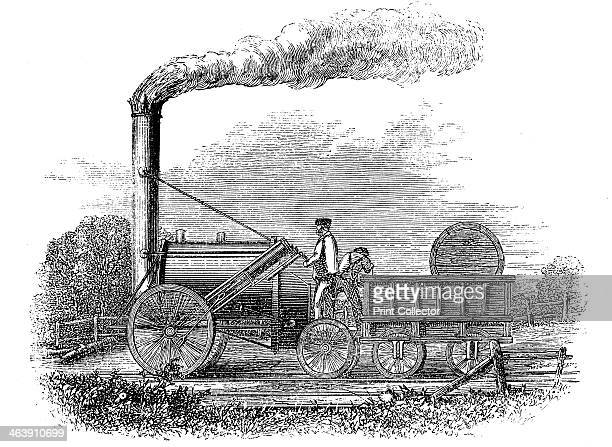 George Stephenson's locomotive 'Rocket' 1829 On 11 October 1829 'Rocket' won the Rainhill Trials a competition held to determine the engine to be...