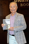 "George Takei Signs Copies Of His New Book ""They Called..."