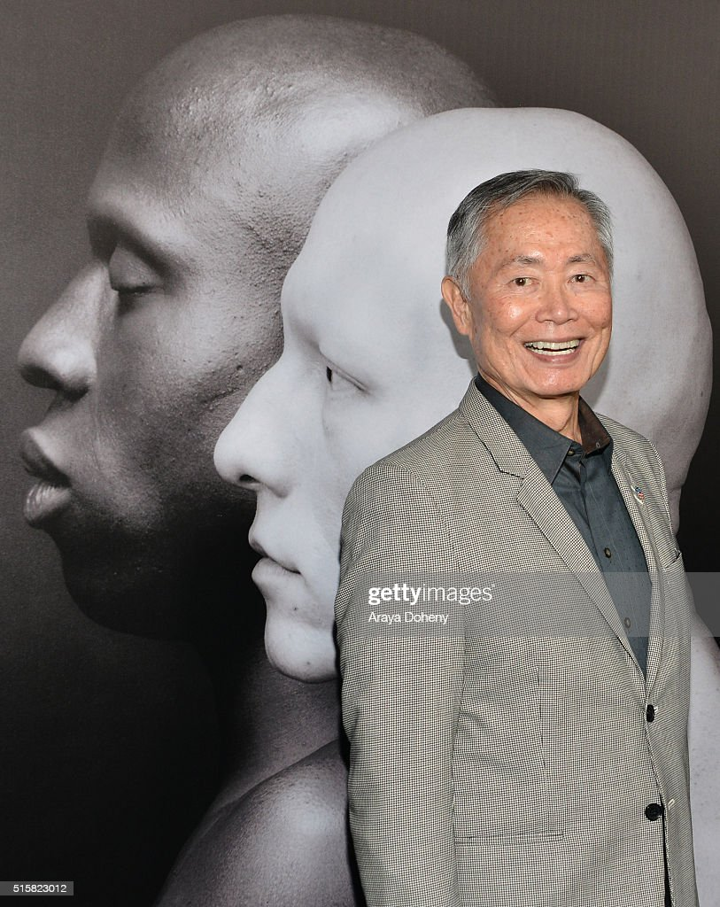 <a gi-track='captionPersonalityLinkClicked' href=/galleries/search?phrase=George+Takei&family=editorial&specificpeople=1534988 ng-click='$event.stopPropagation()'>George Takei</a> attends the premiere of HBO Documentary Films' 'Mapplethorpe: Look At The Pictures' on March 15, 2016 in Los Angeles, California.