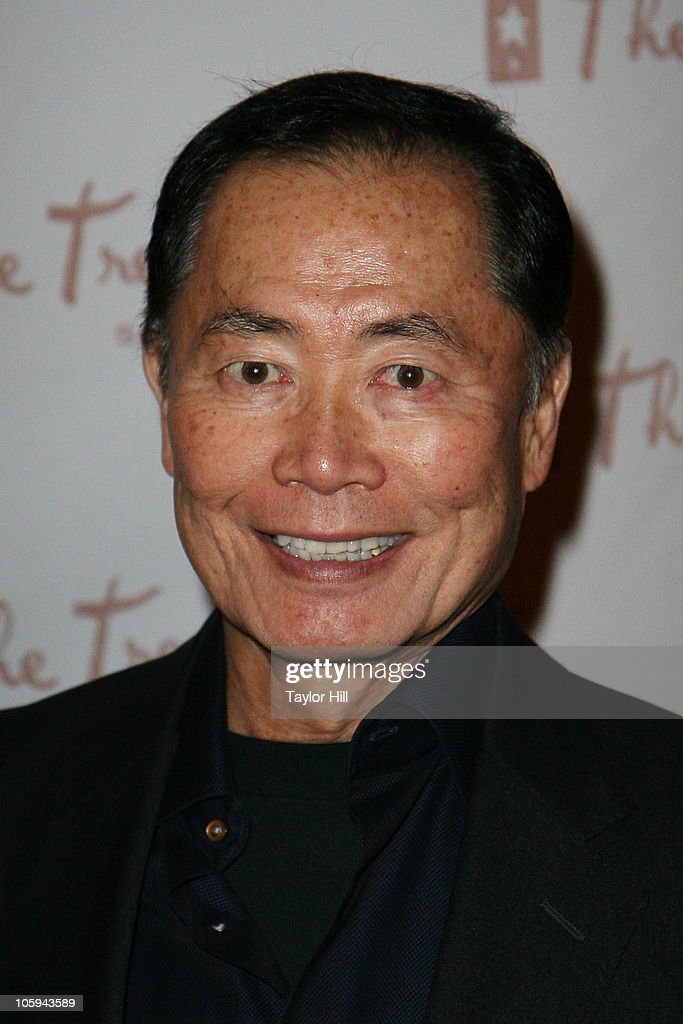 <a gi-track='captionPersonalityLinkClicked' href=/galleries/search?phrase=George+Takei&family=editorial&specificpeople=1534988 ng-click='$event.stopPropagation()'>George Takei</a> attends the Trevor's Fall Fete at Theory Flagship Store on October 21, 2010 in New York City.