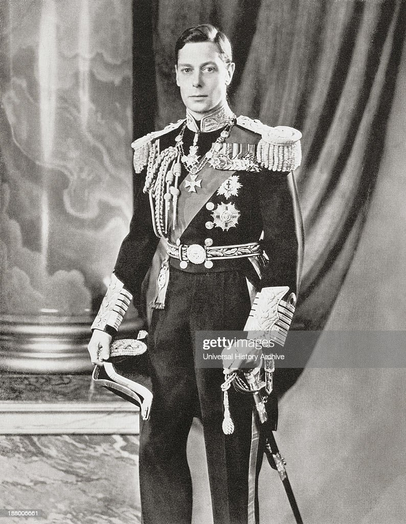 George Vi 1895 – 1952 King Of The United Kingdom From The Coronation Of Their Majesties King George Vi And Queen Elizabeth Official Souvenir...