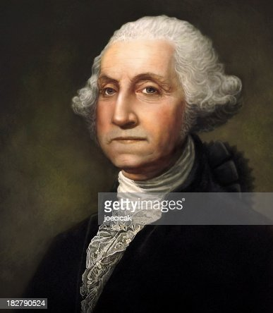 George Washington Digitally Generated Portrait