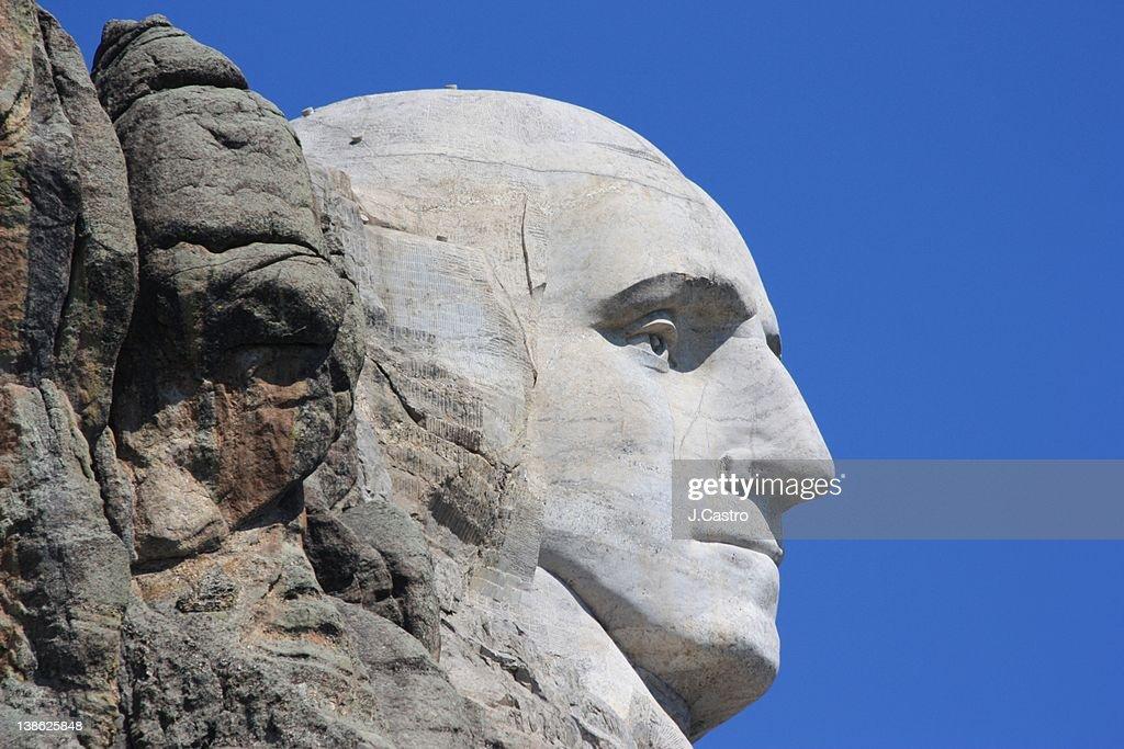 George Washington : Stock Photo