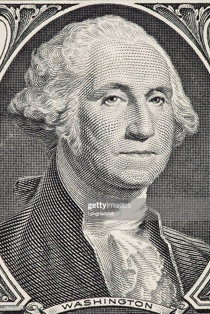 George Washington : Stock Photo