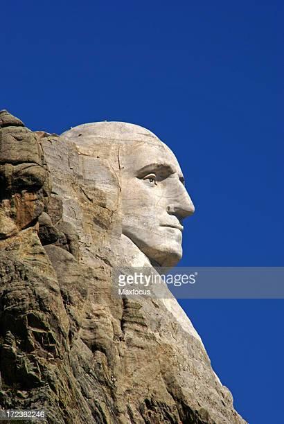 Profil de George Washington
