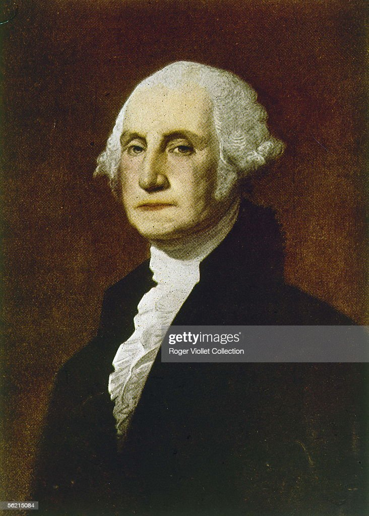 George Washington the first president of Unites States of America