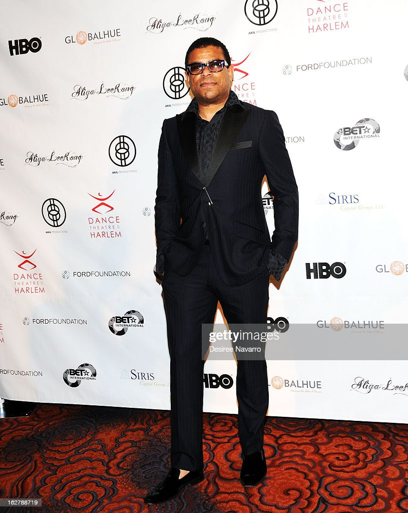 George Wayne attends the Dance Theatre Of Harlem 44th Anniversary Celebration at Mandarin Oriental Hotel on February 26, 2013 in New York City.