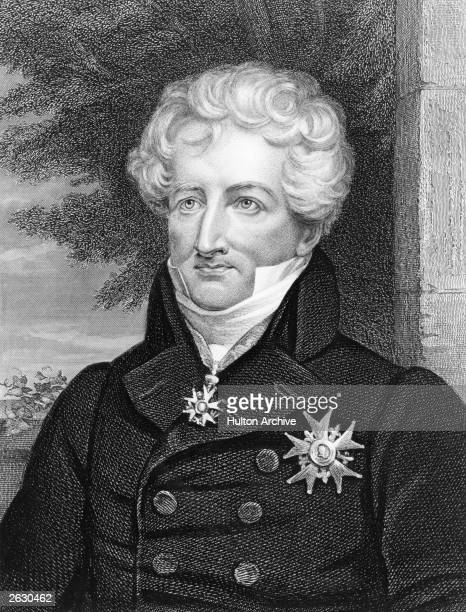 Georges Cuvier French anatomist and expert in palaeontology who originated and devised the natural system of animal classification