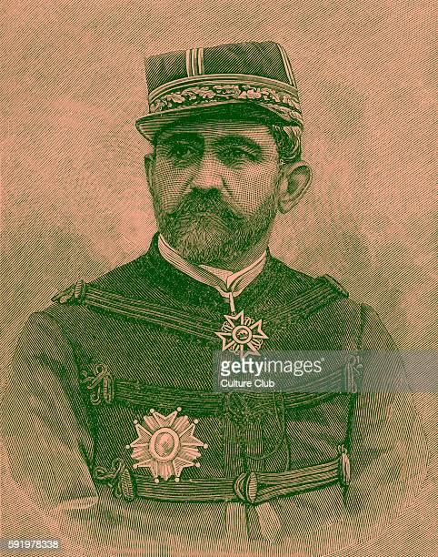 Georges Ernest JeanMarie Boulanger French general and nationalist politician Illustration from a photograph by Solon Vathis