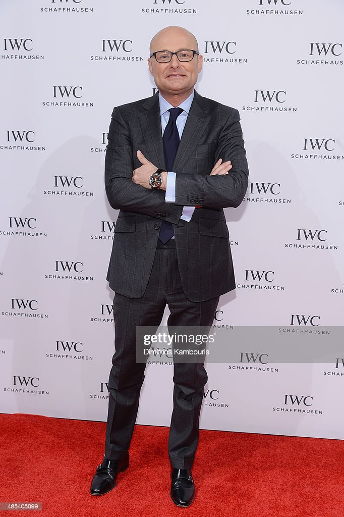 <a gi-track='captionPersonalityLinkClicked' href=/galleries/search?phrase=Georges+Kern&family=editorial&specificpeople=623163 ng-click='$event.stopPropagation()'>Georges Kern</a> attends the 'For the Love of Cinema' dinner hosted by IWC Schaffhausen and Tribeca Film Festival at Urban Zen on April 17, 2014 in New York City.
