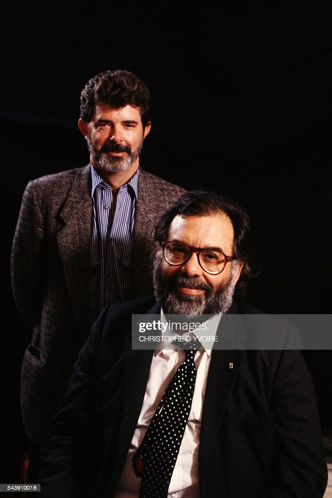 Georges Lucas works in collaboration with Francis Ford Coppola on the film Tucker, producing the film that Coppola directs.