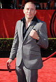 Georges St Pierre arrives at the 19th Annual ESPY Awards at Nokia Theatre LA Live on July 13 2011 in Los Angeles California