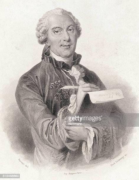 GeorgesLouis Leclerc Comte de Buffon French naturalist