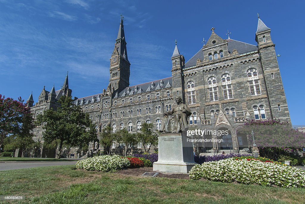 Georgetown University : Stock Photo