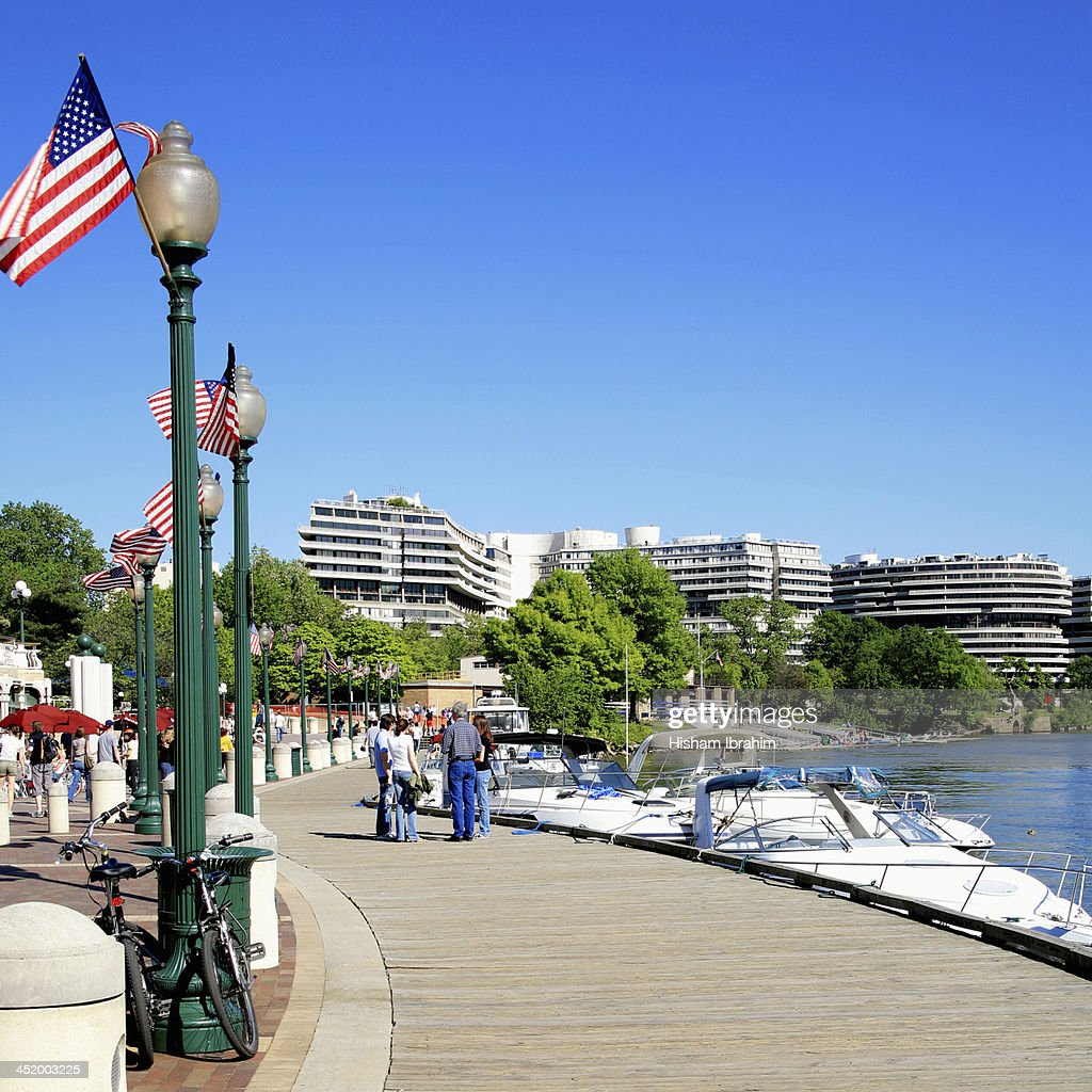 Georgetown Waterfront and Watergate Complex