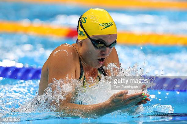 Georgia bohl stock photos and pictures getty images - Olympic swimming breaststroke ...