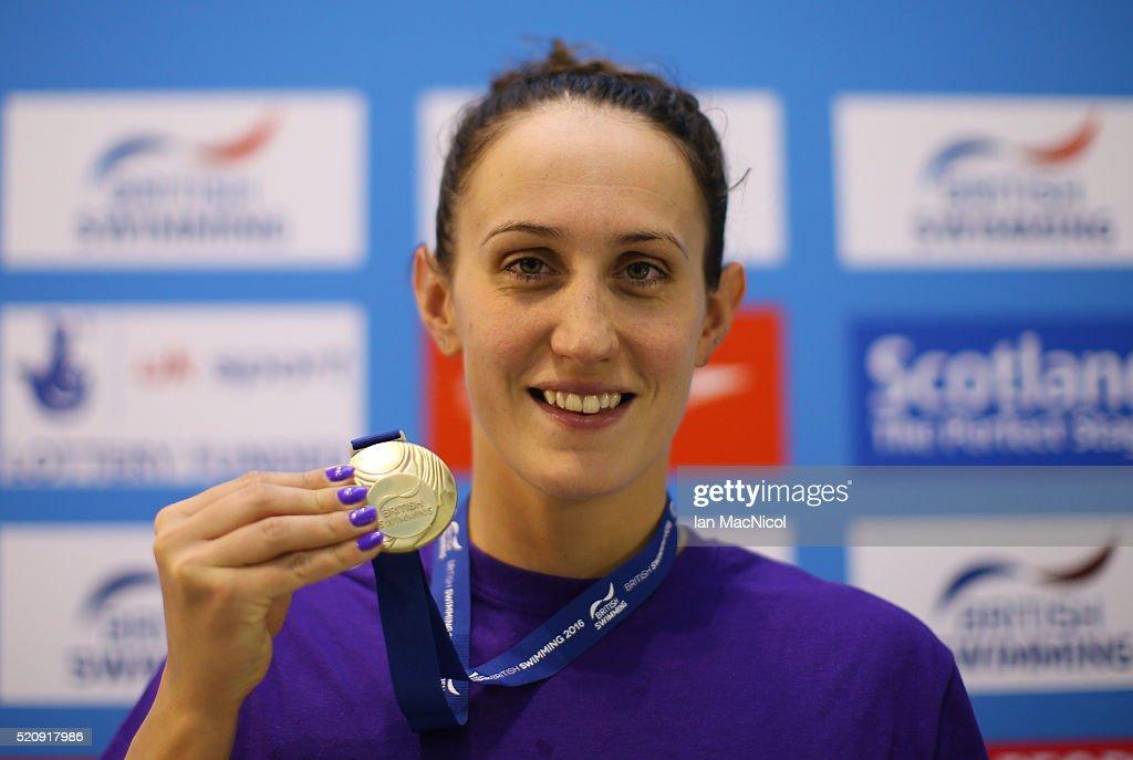 Georgia Davies british swimming