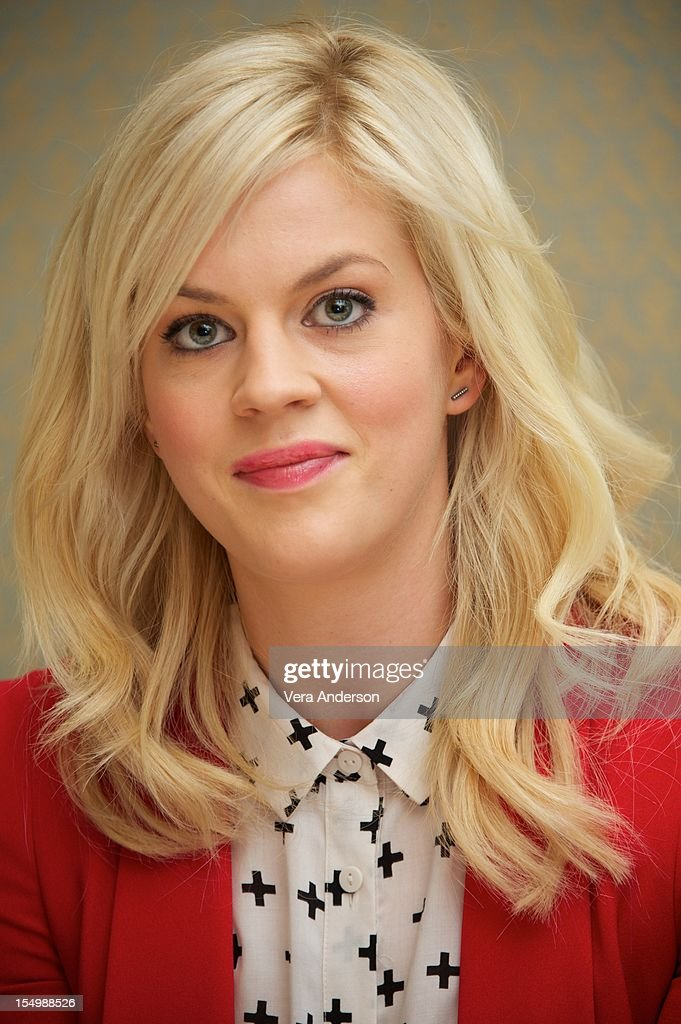 Georgia King at 'The New Normal' Press Conference at the Four Seasons Hotel on October 26 2012 in Beverly Hills California
