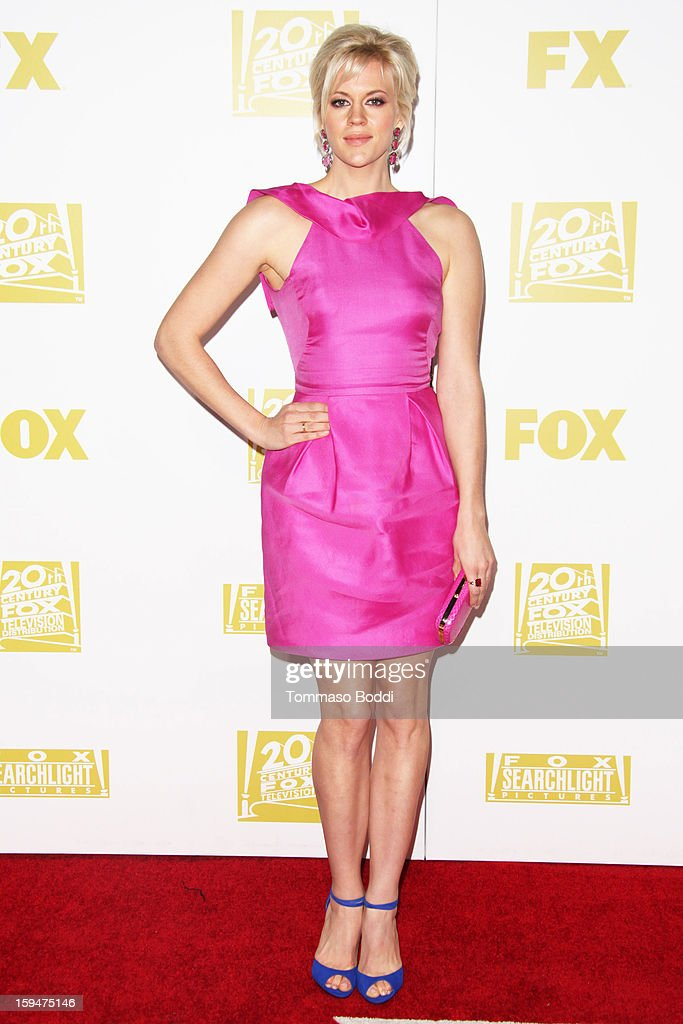 Georgia King attends the FOX Golden Globe after party held at the FOX Pavilion at the Golden Globes on January 13, 2013 in Beverly Hills, California.