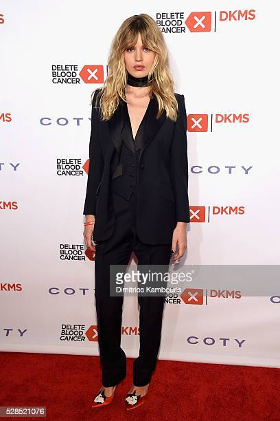 Georgia May Jagger attends the 10th Annual Delete Blood Cancer DKMS Gala at Cipriani Wall Street on May 5 2016 in New York City